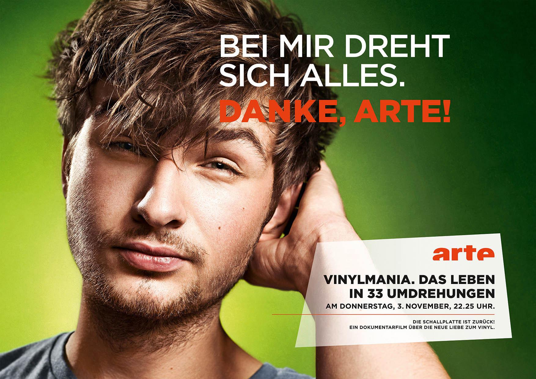 ARTE-Vinylmania