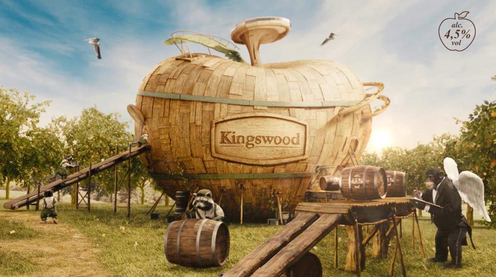 Kingswood Cider (SAB Miller)
