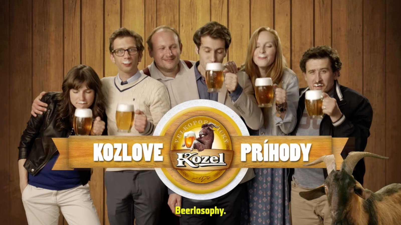 Kozel Bier (SAB Miller)