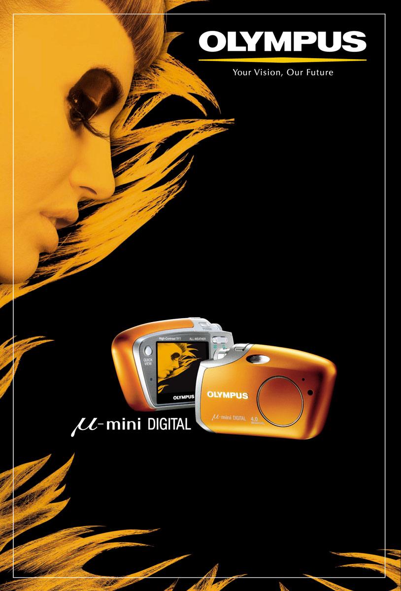OLYMPUS-Orange