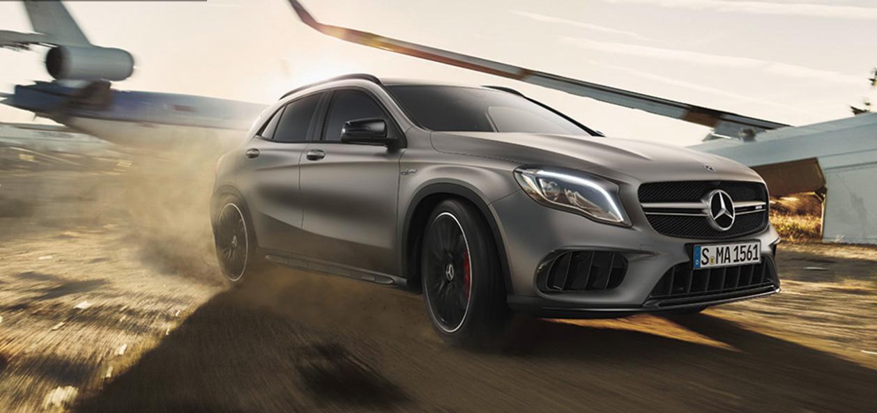 Mercedes-AMG Kompaktklasse